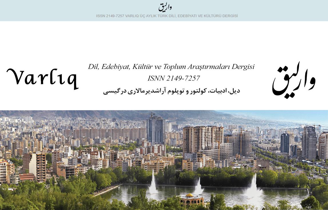 Varliq dergisi